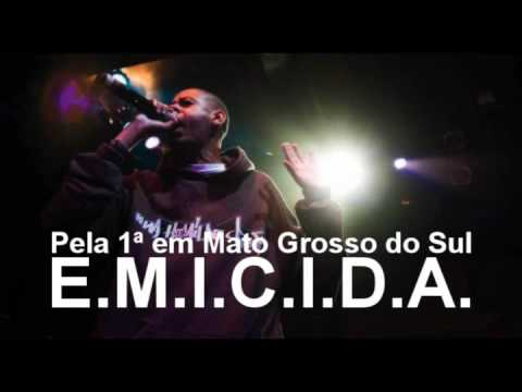EMICIDA Em Campo Grande MS 13/03