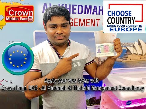 Schengen Visa On Labour Profession.How To Get Shengen Europe Visa On Blue Caller Job