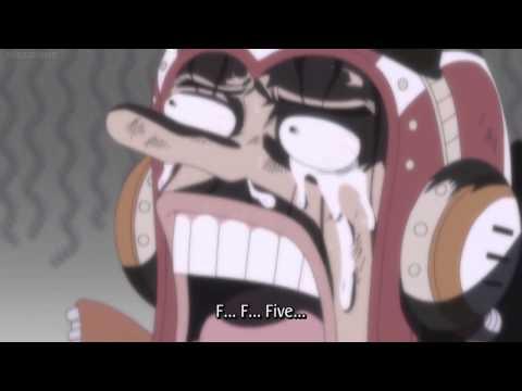 One Piece God Usopp 500 Million Bounty Reaction HD