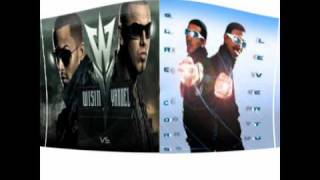 Wisin & Yandel ft Leverty (Los lideres) 2013