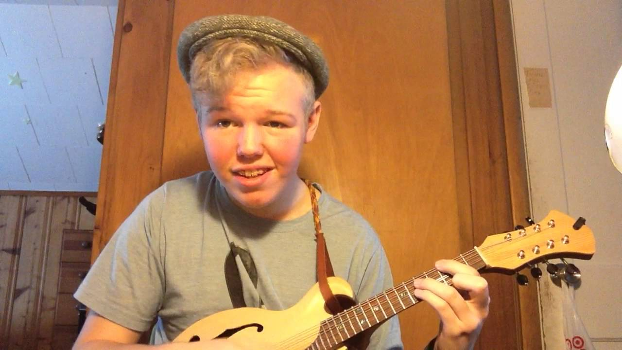 My Oh My- Mandolin and Vocal Cover (Punch Brothers) - YouTube