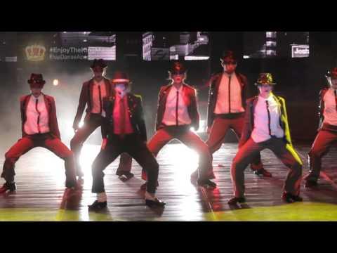 "Smooth Criminal - Dangerous, ""Enjoy The King"" Michael Jackson, Je Danse Academia (Choreography)"