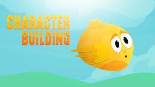 Illustrator Cartoon Character Design Speed Art