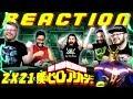 My Hero Academia [English Dub] 2x21 REACTION!!