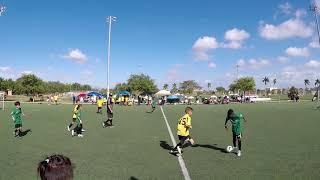 Futbol Soccer Copa UNIVISION Miami 2018 Final Match - Future Stars vs Margate United
