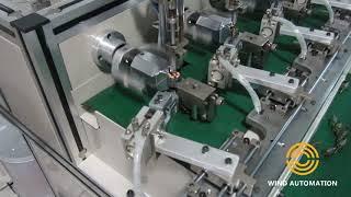 5Slots armature flyer winding machine