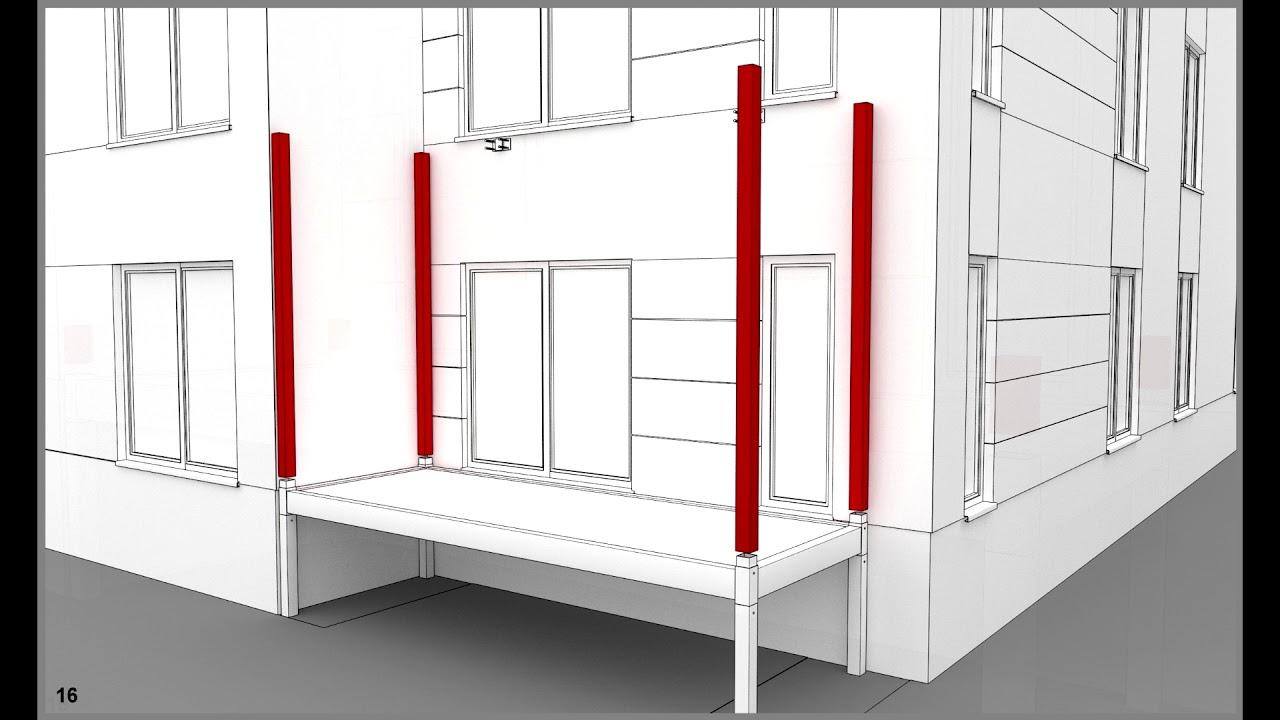 Nowoczesne Balkony Remont Balkonu Czy Gotowe Balkony Dostawne Instrukcja Montażu