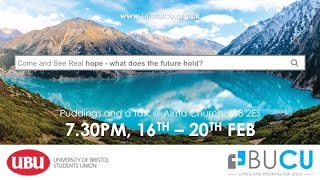 Come and See Real Hope - What does the future hold?