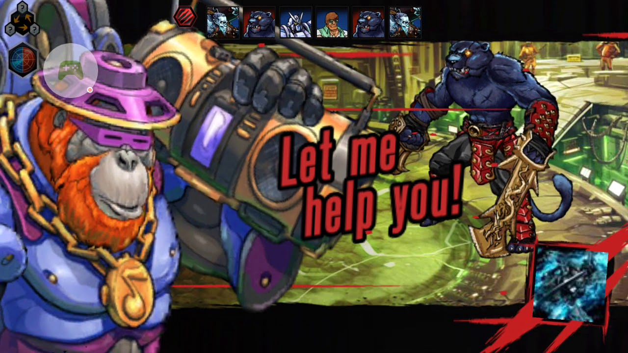 mutants genetic gladiators mod apk 2018