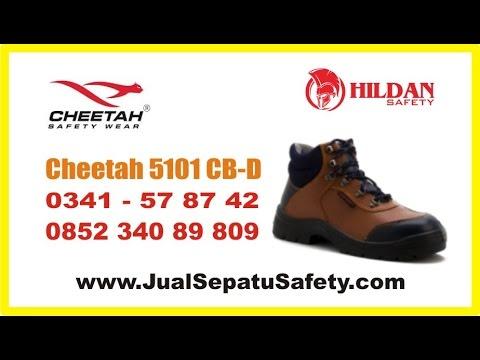 Sepatu Safety CHEETAH 5101 CB D Review fd0c81f2b7