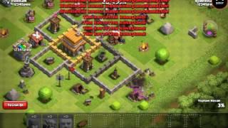 Clash of clans furkan ile ikinci bölüm