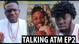 if ATM Machine was manufactured in Nigeria (Xploit Comedy)