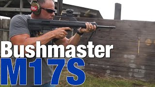 The old Bushmaster M17S bullpup