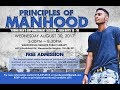 Principles of Manhood Young Men's Empowerment Session