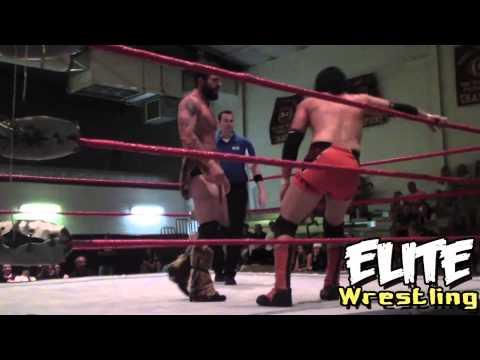 Elite Wrestling ~ Kekoa The Flyin Hawaiian vs...