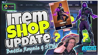 🆕MenamesCho's LIVE 🌩 *NEW* TEMPEST SKIN ⚡ITEM SHOP UPDATE - Fortnite Battle Royale - 6th June 2019