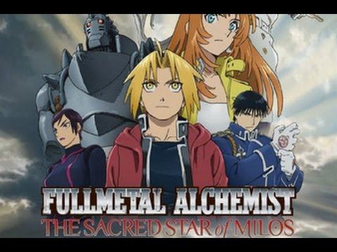 Anime-Niacs 10 Full Metal Alchemist: The Star of Milos
