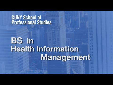 Online BS in Health Information Management Degree