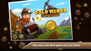 Gold Miner игра на Android и iOS