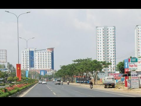 Thị xã Phú Mỹ sẽ thành thành phố công nghiệp năm 2030