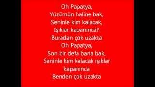 Papatya - TEOMAN + şarkı sözleri