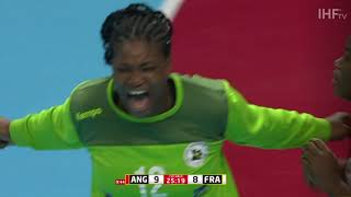 Top 10 Plays | 24th IHF Women's World Championship, Japan 2019