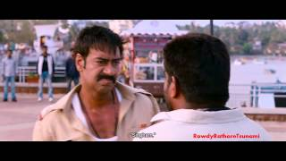 Singham 2011 Action Scene - Ajay Devgan fights like a lion   Ajay Devgan, Kajal Aggarwal