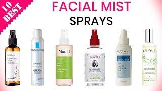 10 Best Facial Mists 2019 | Best Facial Mist, Spray, and Toner