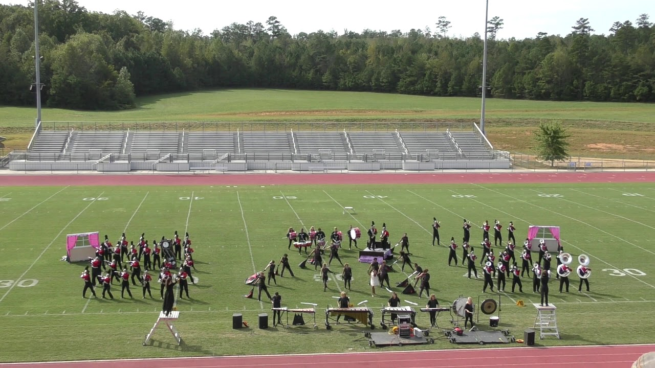 Don T Look Under The Bed Franklin Nc Hs Band 9 30 17 Youtube