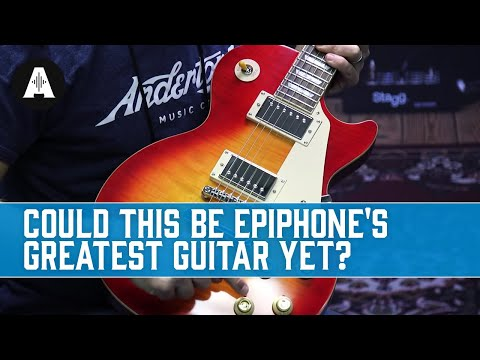 NEW Epiphone Inspired By Gibson Range! - From The 59' To The Modern Les Paul - NAMM 2020