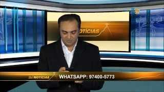 RJ Notícias com Rogério Forcolen [HD] - 90 Segundos + abertura, trecho e encerramento.