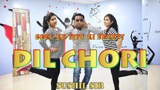 Dil Chori Sada Ho Gaya|| Dance Cover By Sushil Sir||
