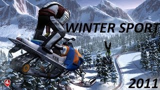 Winter Sports 2011 - Gameplay