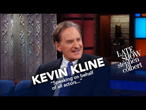 Kevin Kline Just Coined The Term 'PostHipster'
