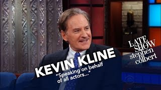 Kevin Kline Just Coined The Term