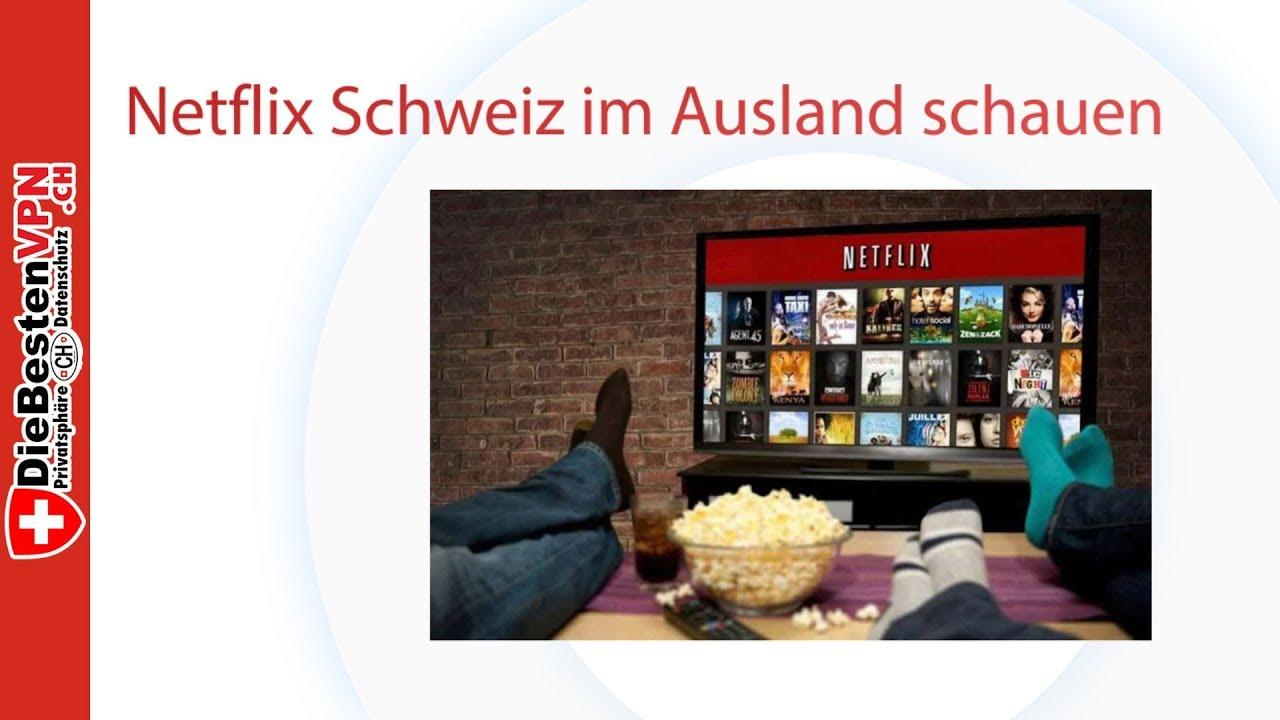 Netflix Im Ausland