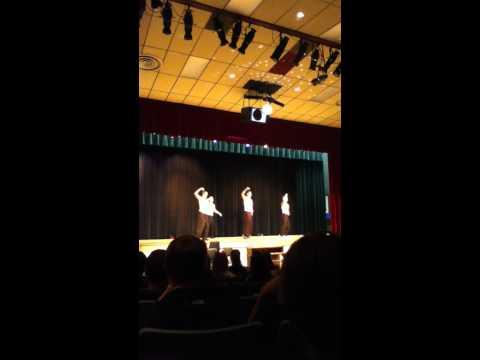 Grantsburg High School- Senior lip-sinc Homecoming 2012