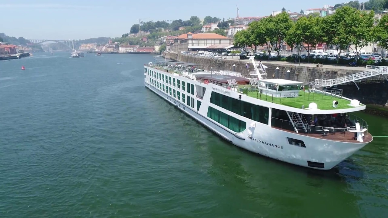 Time Lapse Emerald Radiance Douro Portugal River Cruise YouTube - Emerald river cruise ship