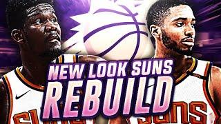 2 TOP 10 PICKS!! NEW LOOK SUNS REBUILD! NBA 2K18