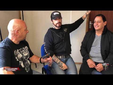 Black Star Riders Interview @ Steelhouse Festival 2018