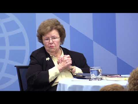Leaders+Legends with Barbara Mikulski