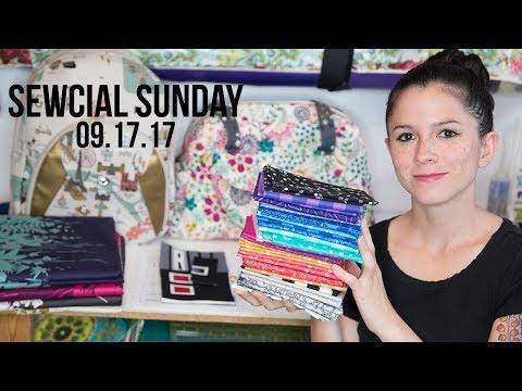 Sewcial Sunday 9.17.17