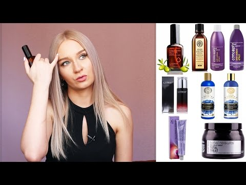 Краска для волос Гамма 100% цвета - «Удивлена! Хорошая