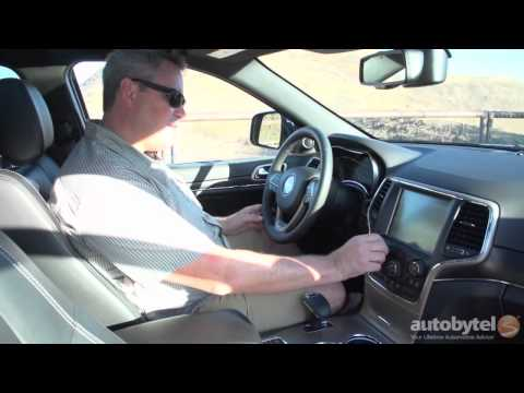 2015 Jeep Grand Cherokee EcoDiesel - Full Review
