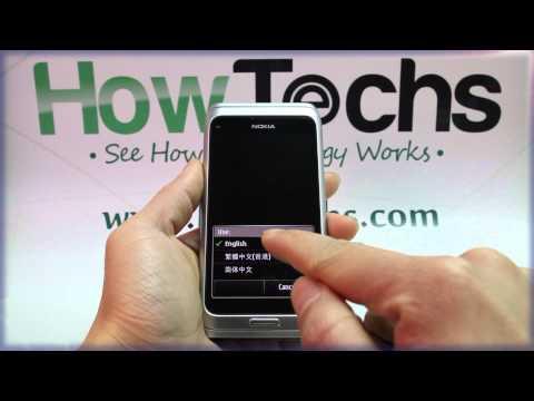 How to Master Reset Nokia E7