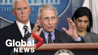 Coronavirus outbreak: Dr. Anthony Fauci updates House committee on COVID-19 response
