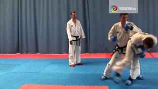 Carl Sparring Drills   Counter the spins