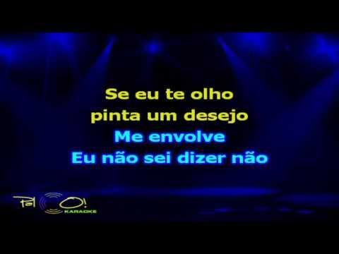 Adair Cardoso e Claudia Leitte   Enamorado - Karaoke