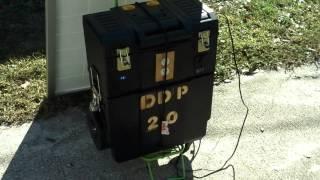 DDP 2.0 Portable Solar Generator System