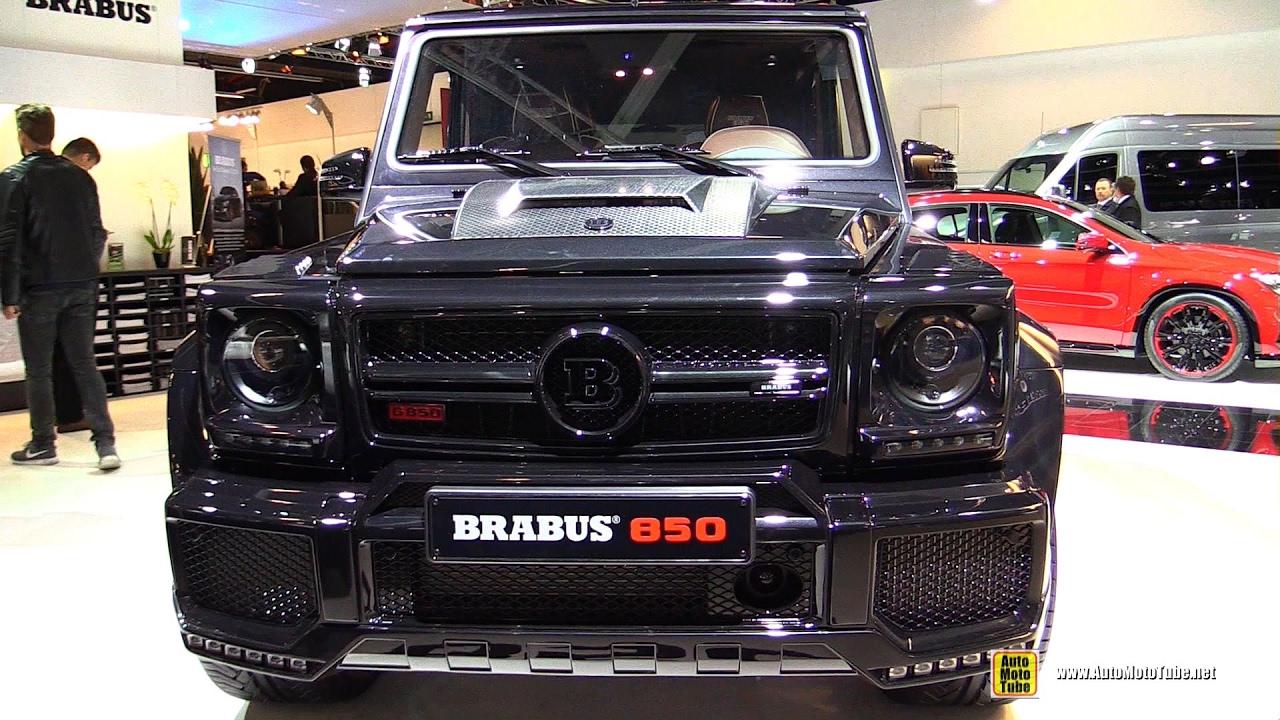 Mercedes-Benz G-Class G65 AMG Brabus Widestar 800 ...